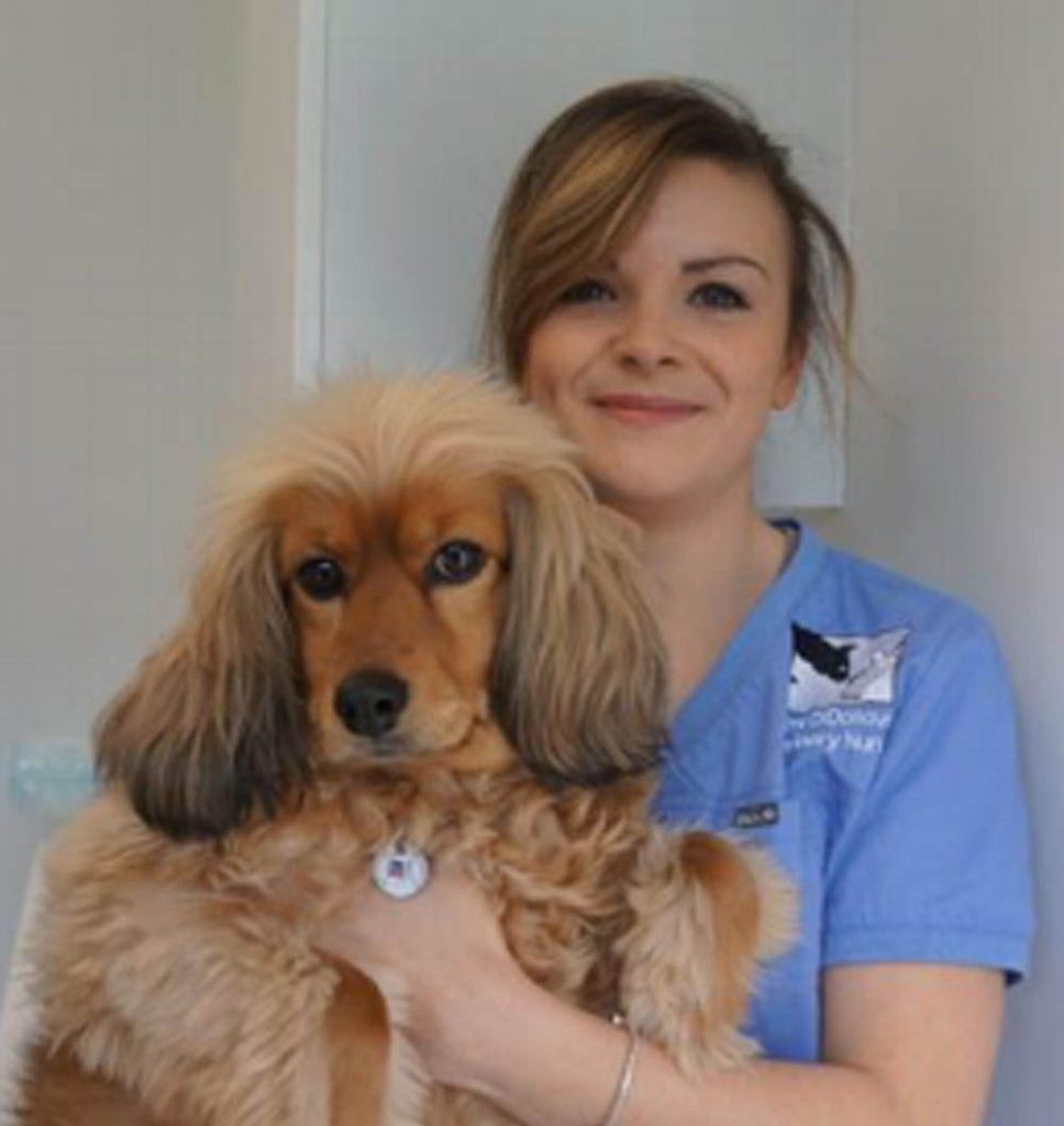 Naomi O'Donovan - Veterinary Nurse
